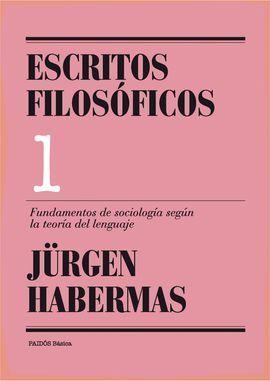 ESCRITOS FILOSOFICOS 1