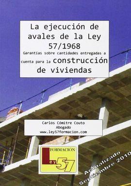 EJECUCIONDE AVALES DE LA LEY 57/1968