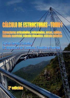 CALCULO DE ESTRUCTURAS - TOMO I