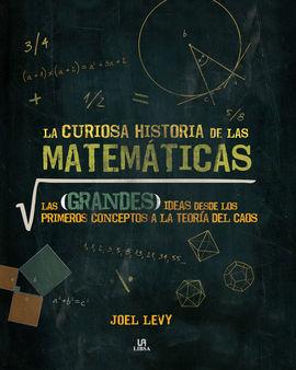 CURIOSA HISTORIA DE LAS MATEMÁTICAS