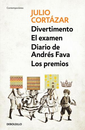 DIVERTIMENTO, EL EXAMEN, DIARIO DE ANDRÉS FAVA Y LOS PREMIOS