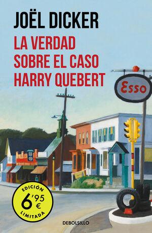 LA VERDAD SOBRE EL CASO HARRY QUEBERT (EDICIÓN LIMITADA)