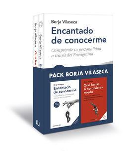 PACK BORJA VILASECA (CONTIENE: ENCANTADO DE CONOCERME  QUÉ HARÍAS SI NO TUVIERA