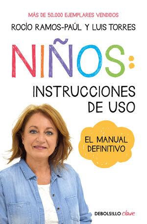 NIÑOS: INSTRUCCIONES DE USO. EL MANUAL D