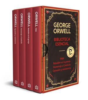 GEORGE ORWELL (ESTUCHE)