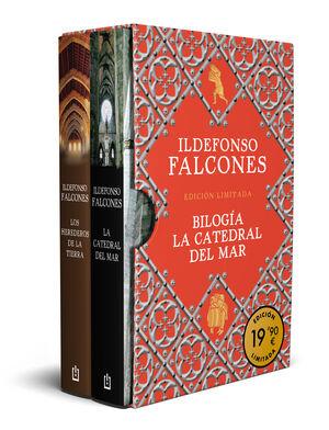 ILDELFONSO FALCONES (ESTUCHE)