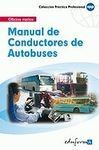 MANUAL DE CONDUCTORES DE AUTOBUSES 2008