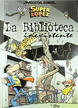 BIBLIOTECA INEXISTENTE MH 131