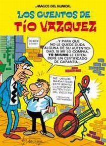 CUENTOS DE TIO VAZQUEZ,LOS MH 138
