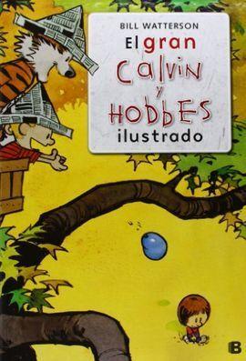 GRAN CALVIN Y HOBBES ILUSTRADO