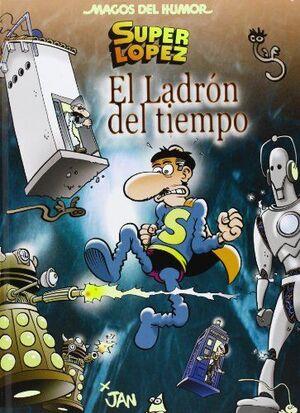 MHSL Nº 158. EL LADRÓN DEL TIEMPO