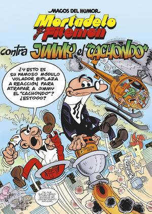 MORTADELO Y FILEMÓN CONTRA JIMMY