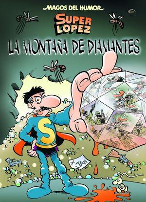 MHSL. Nº165 LA MONTAÑA DE DIAMANTES