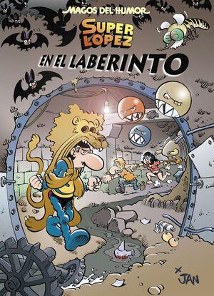 MHSL Nº 173.SUPERLÓPEZ EN EL LABERINTO