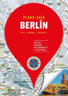 BERLIN - PLANO GUIA (2018)