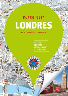 LONDRES - PLANO GUIA (2018)