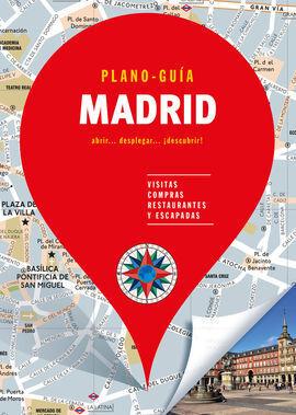 MADRID - PLANO GUIA (2018)