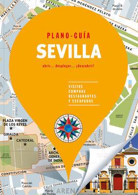 SEVILLA - PLANO GUIA (2018)