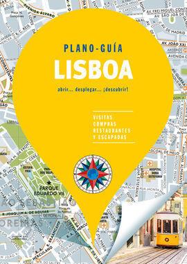 LISBOA PLANO-GUIA (2018)