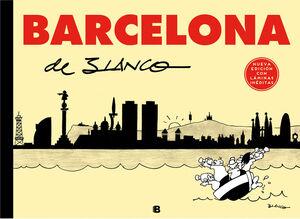 BARCELONA DE BLANCO EDICION COLECCIONISTA