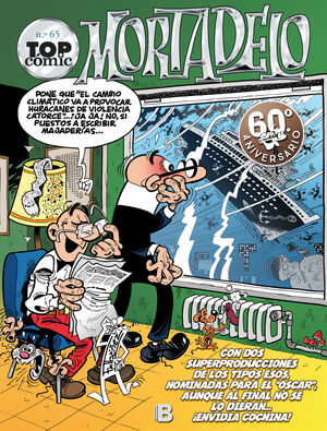 TOP CÓMIC MORTADELO 65