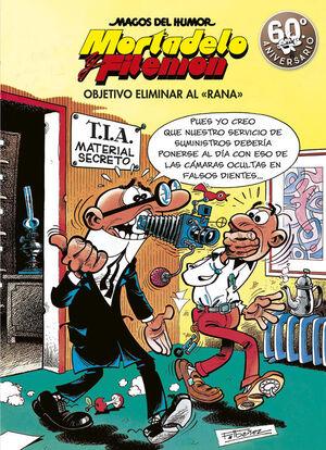 OBJETIVO ELIMINAR AL <<RANA>>