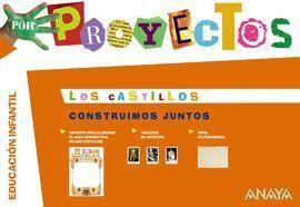 PROYECTO 1: LOS CASTILLOS. MURALES.