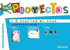PROYECTO 5: LOS GUSANOS DE SEDA. MURALES.