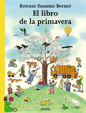 EL LIBRO DE LA PRIMAVERA