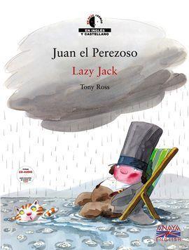 JUAN EL PEREZOSO (BILINGÜE) CON CD
