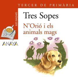 N ORIO I ELS ANIMALS MAGS, 3 EDUCACIÒ PRIMARIA (BALEARES)