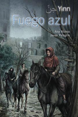 YINN. FUEGO AZUL