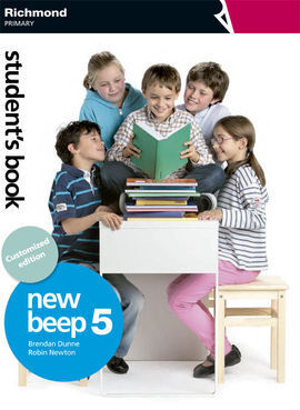 NEW BEEP 5 STUDENT'S BOOK +READER