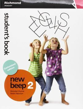 NEW BEEP 2 STUDENT'S BOOK PACK