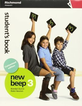 NEW BEEP 3 STUDENT'S PACK