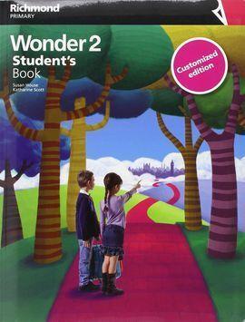 WONDER 2 STUDENT'S BOOK PACK