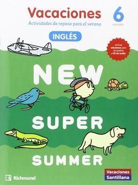 NEW SUPER SUMMER SB 6 + AUDIO 6