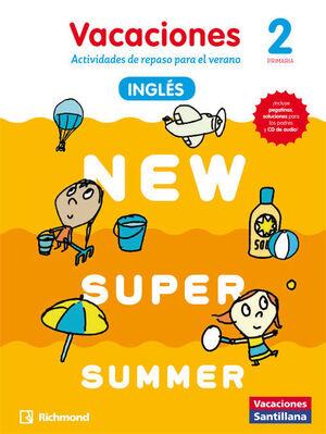 NEW SUPER SUMMER SB 2 + AUDIO 2