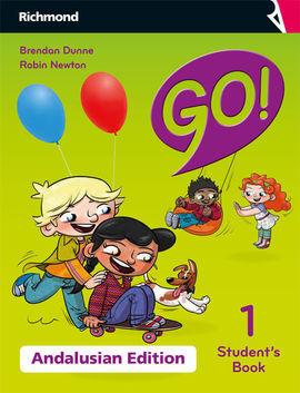 GO! 1ºPRIMARIA. STUDENT'S PACK