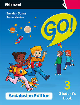 GO! 3 STUDENT'S BOOK