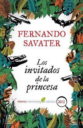 LOS INVITADOS DE LA PRINCESA. PREMIO PRIMAVERA 2012