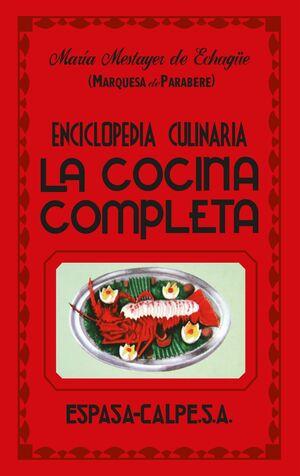 ENCICLOPEDIA CULINARIA. LA COCINA COMPLETA