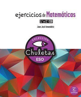 EJERCICIOS DE MATEMÁTICAS 1º Y 2º ESO