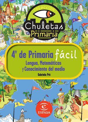 CHULETAS PARA 4 DE PRIMARIA