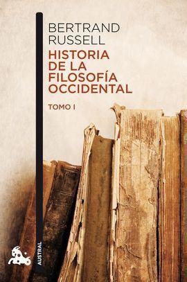 HISTORIA DE LA FILOSOFIA OCCIDENTAL I