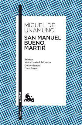 SAN MANUEL BUENO, MARTIR