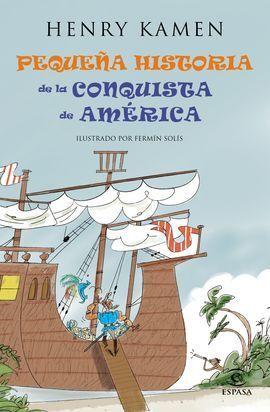 PEQUEÑA HISTORIA DEL DESCUBRIMIENTO DE AMERICA