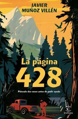 LA PÁGINA 428. PIÉNSALO DOS VECES ANTES DE PEDIR AYUDA.