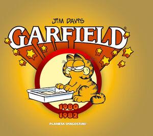 GARFIELD Nº2 1980-1982