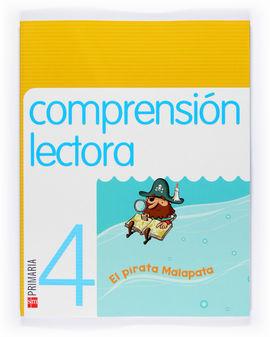 (08).CUAD.COMPRESION LECTORA 4O.PRIM